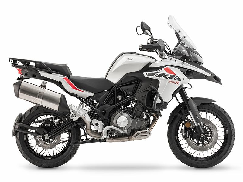 TRK 502 X Blanca