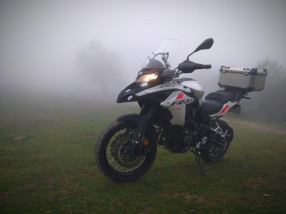 TRK 502 X Monte Sueve